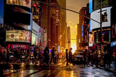 NYC sunshine after the rain