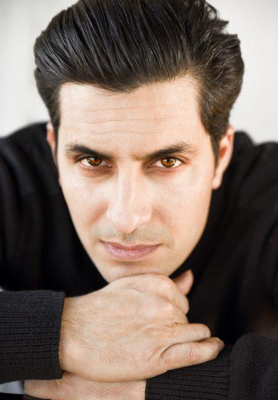 Actor Ricky Sanchez